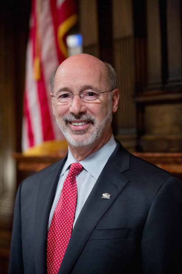 Tom Wolf Profile Picture