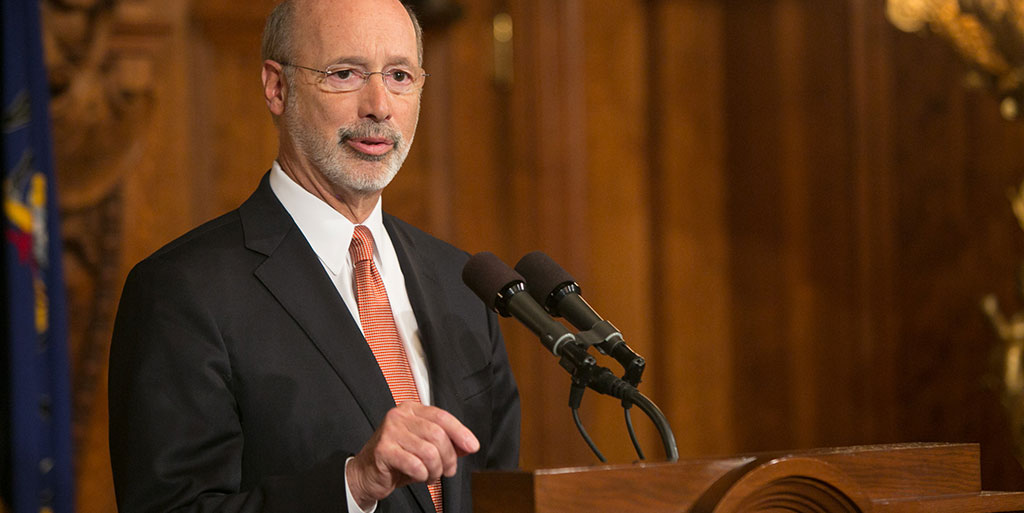 Governor Wolf Announces Traffic Signal Improvement Funding