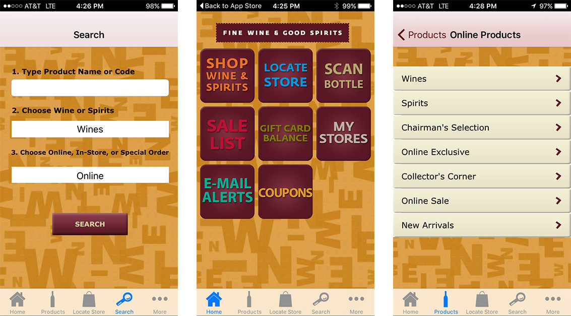 You Can Now Get Wine & Spirits Coupons on Your Phone!