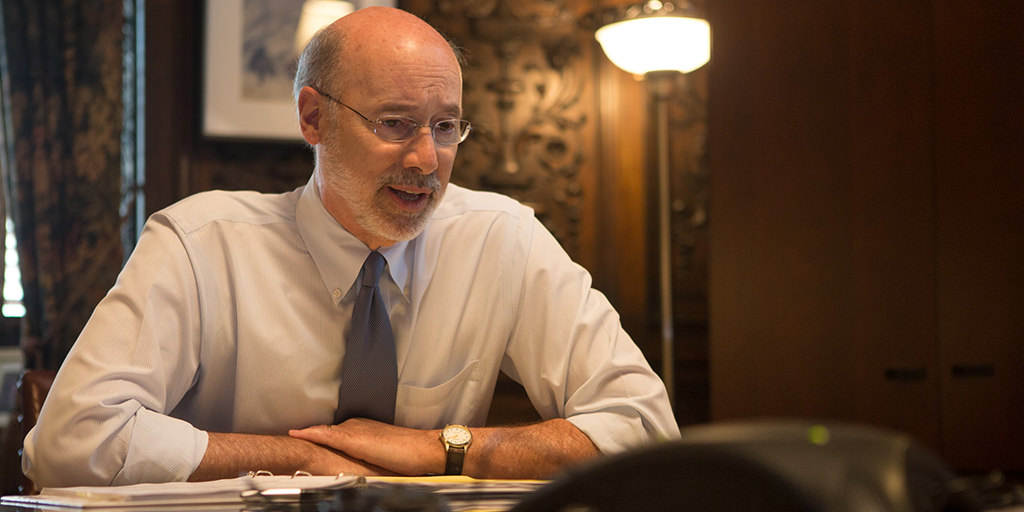 gov-wolf-speaking-to-white-house-paid-sick-leave