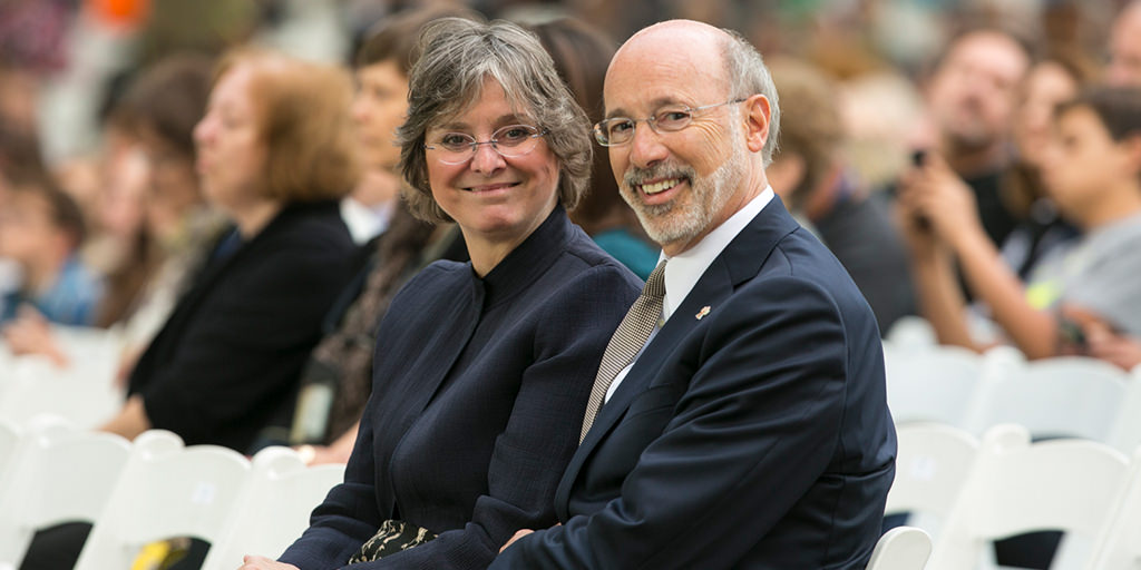 Governor-and-first-lady-frances-wolf