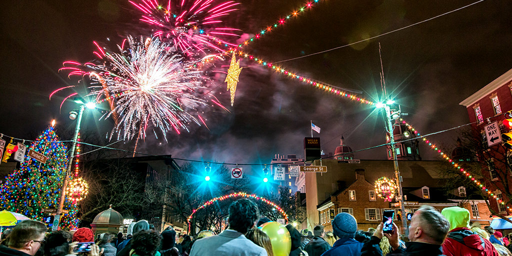 "It's All About the ""Drop"" in Pennsylvania for New Year's Eve"