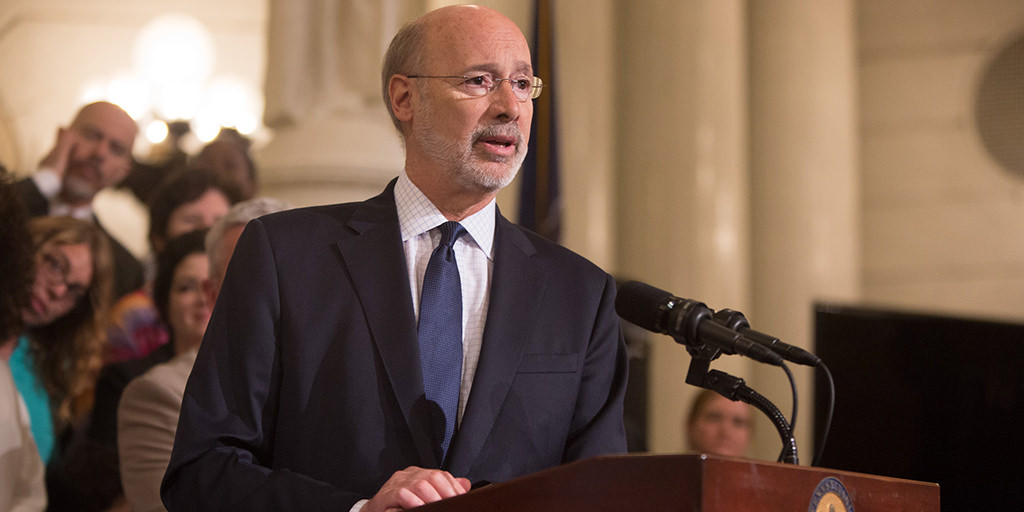 Pediatricians Call For Universal >> Governor Wolf Calls For Universal Testing Of Blood Lead Levels Statewide
