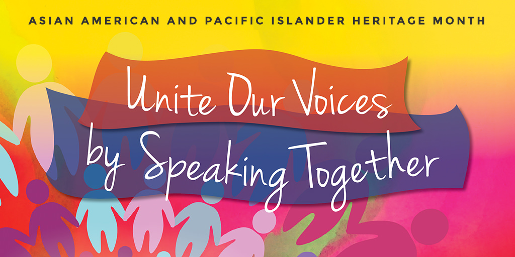 Graphic for Asian Pacific Island Heritage Month