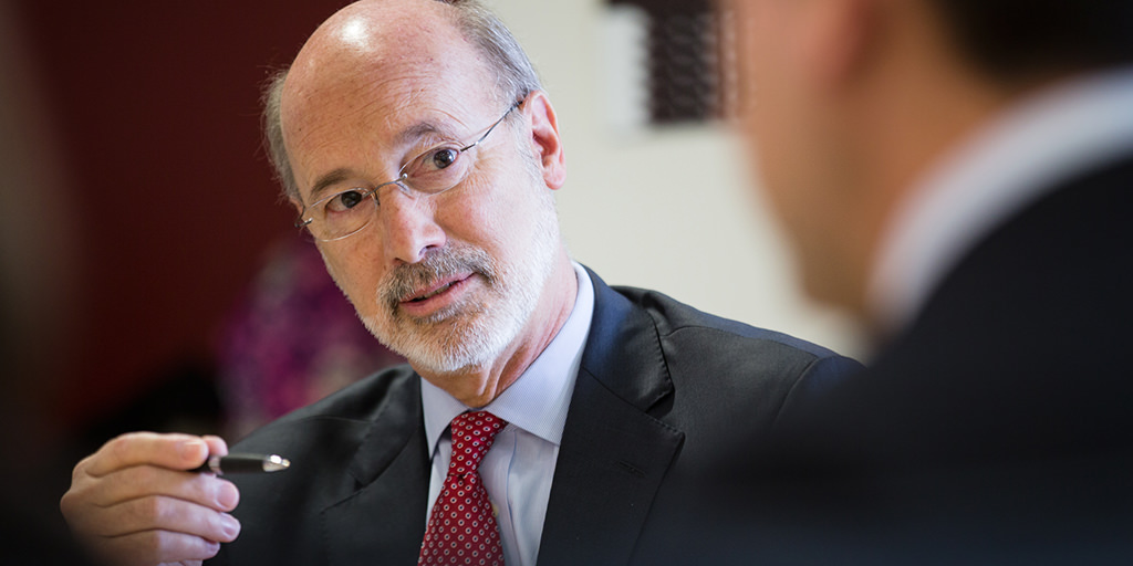 Image of Governor Wolf