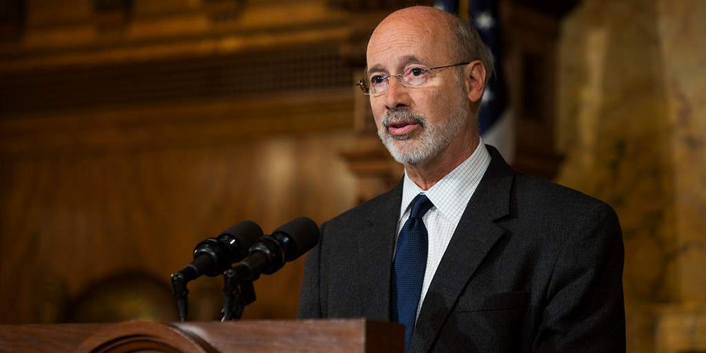 Wolf Issues Statement on Philadelphia Energy Solutions