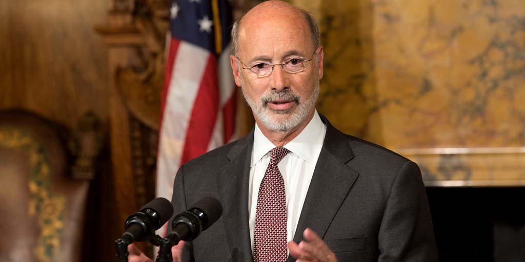 Image of Governor Tom Wolf