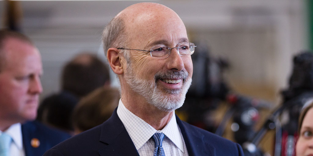 Wolf Announces Funding for Saint Vincent College Library Upgrades