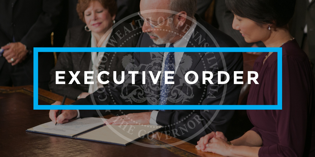 Image of executive order graphic