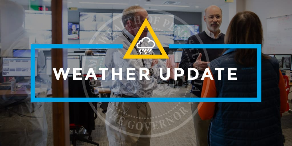 Stock graphic for severe weather news.