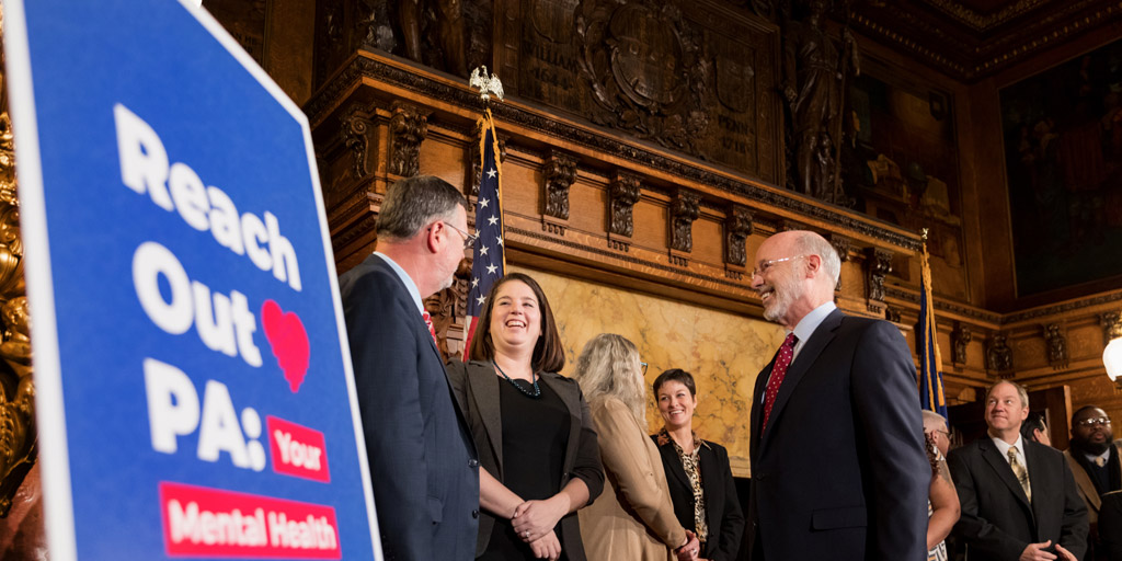 Pennsylvania Launches 'Reach Out PA: Your Mental Health ...
